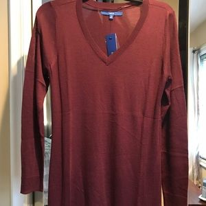 Maroon Apt. 9 Sweater
